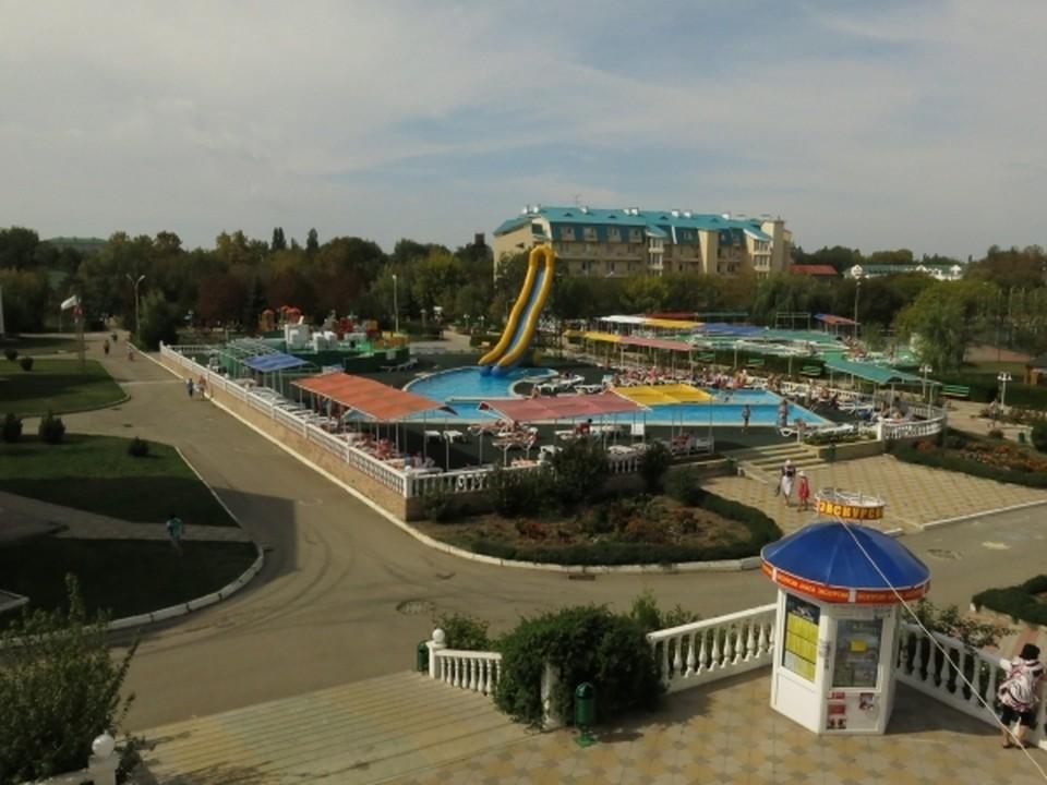 В Анапе на установку туалетов и капитальный ремонт скверов выделят 100 млн рублей из средств курортного сбора