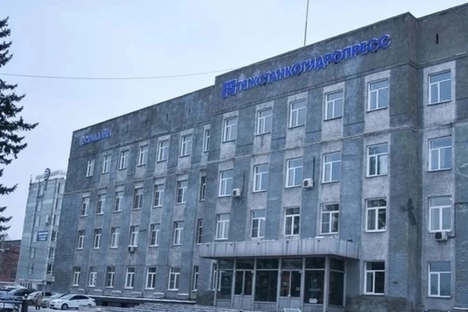 Суд приостановил на три месяца работу литейного цеха новосибирского завода «Тяжстанкогидропресс».