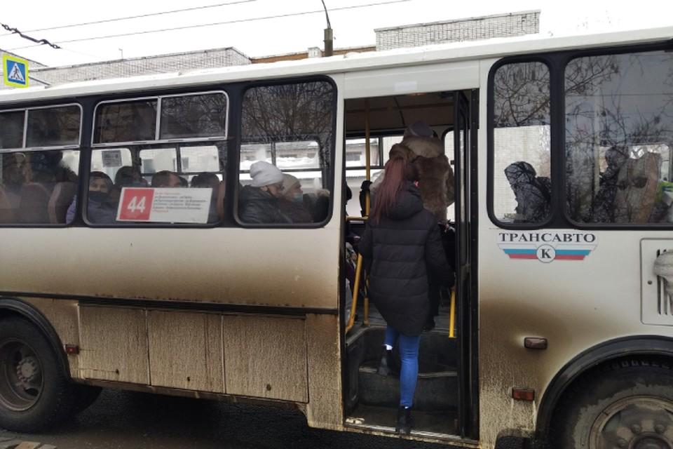Такой метод оплаты внедрят во все автобусы Кирова с 1 июля, если система пройдет проверку.