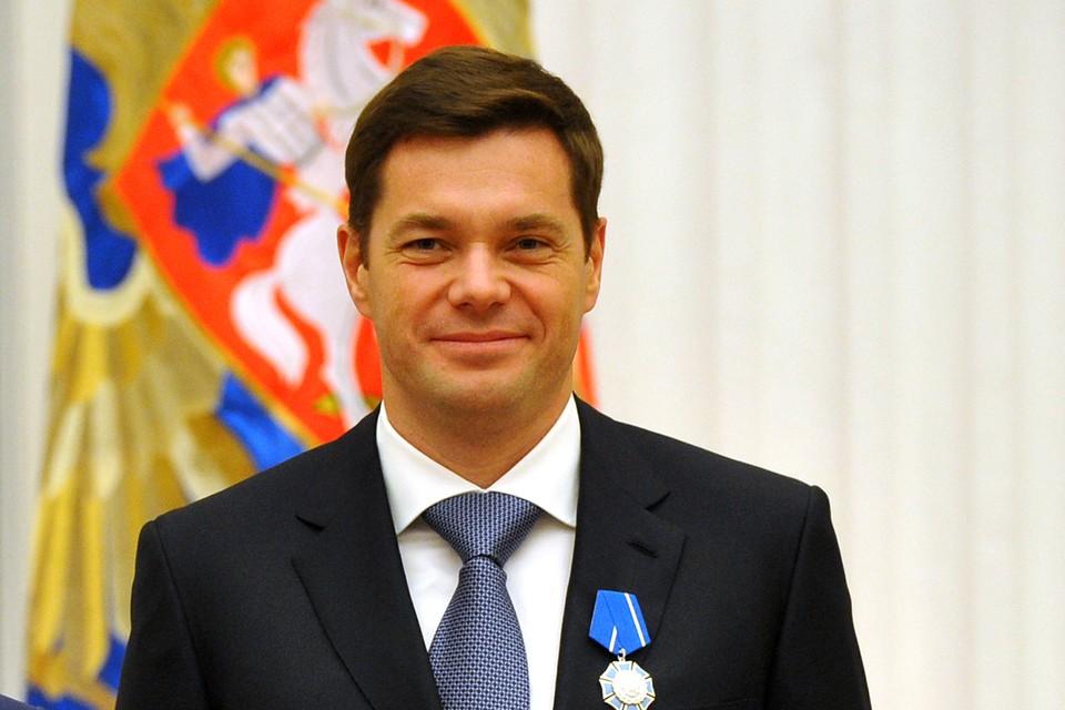 Алексей Мордашов - самый богатый россиянин