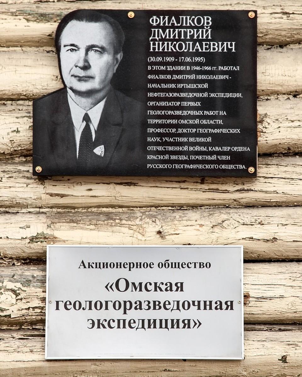 Фиалков Дмитрий Николаевич