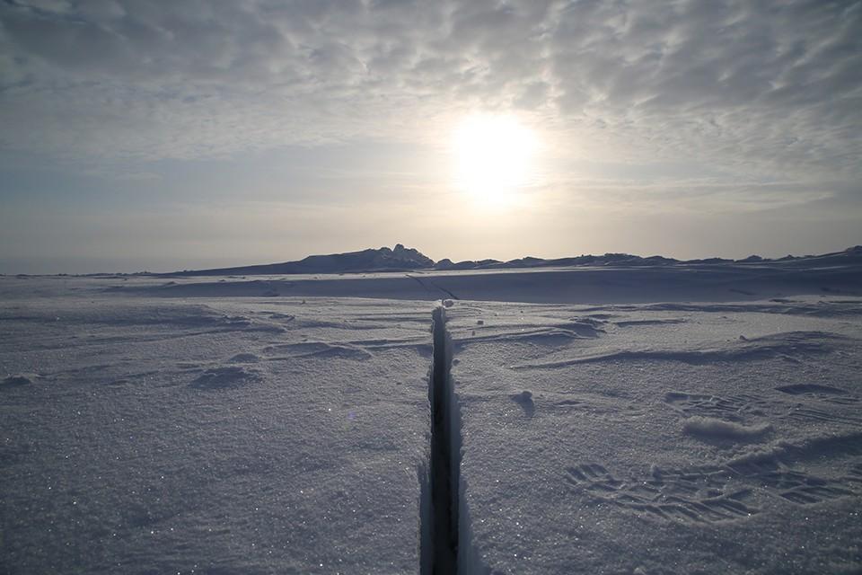 Точку зрения о том, что глобальное потепление ускоряет таяние льдов, разделяют не все исследователи. Фото: Олег Адамович