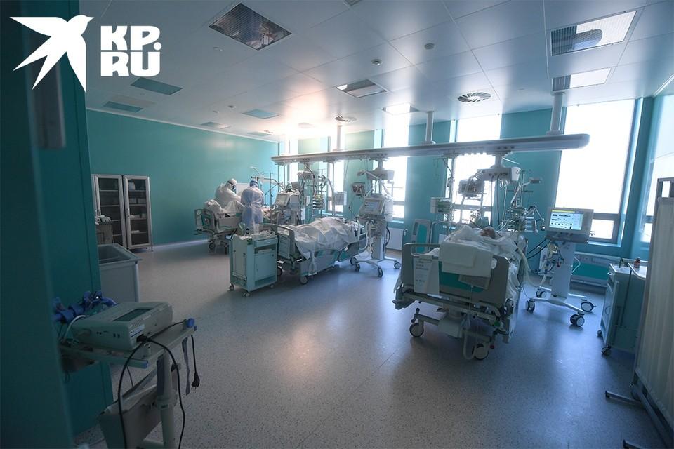 Количество пациентов, находящихся в тяжелом состоянии, выросло до 101.