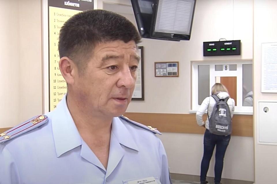 Мужчину уволили из правоохранительных органов после служебной проверки Фото: gtrk.tv