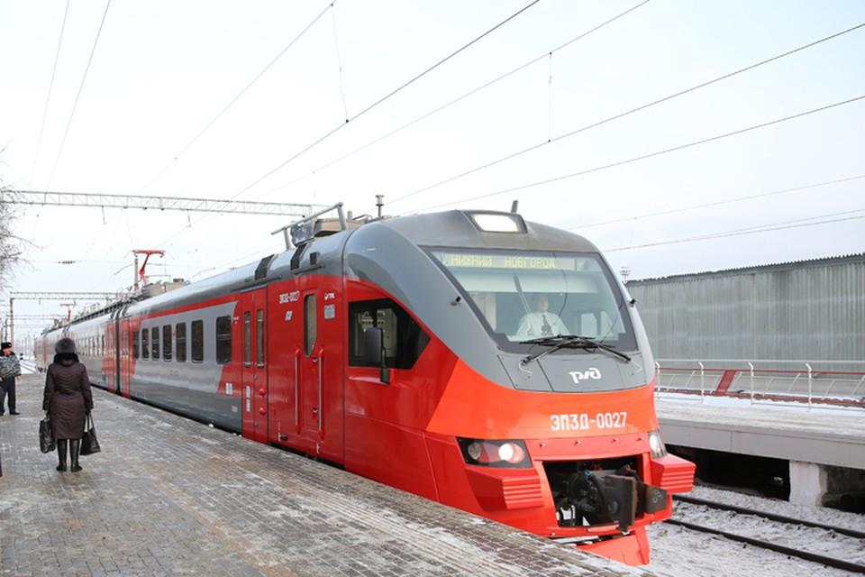 Туристический ретро-поезд пустят до Богородска.