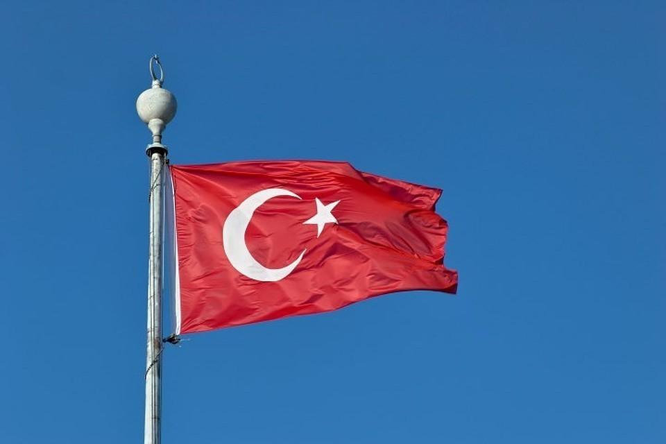 Истребитель ВВС Турции потерпел крушение около города Коньи