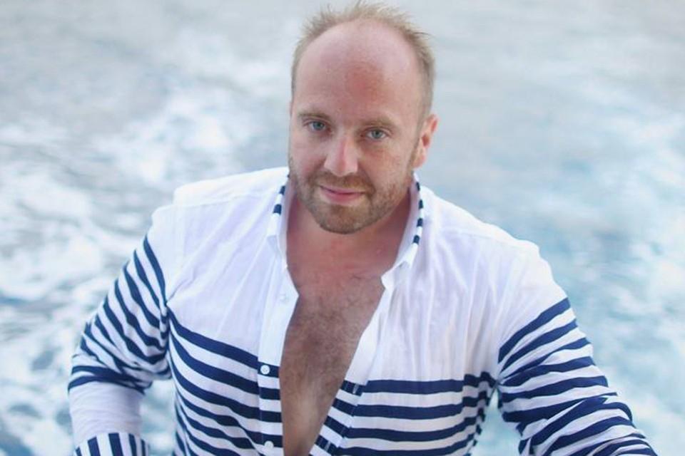 Виталий Гречин - предполагаемый организатор скандальной вечеринки в столице ОАЭ.