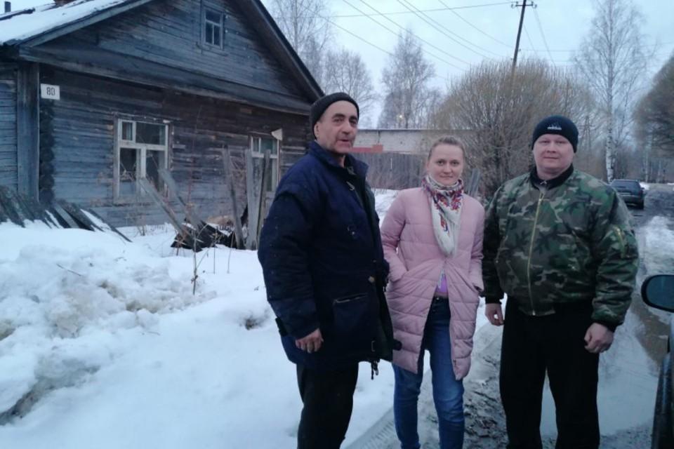 Отшельник Анатолий Крымов (слева) десять лет прожил в лесу под Котельничем. Фото: onf.ru