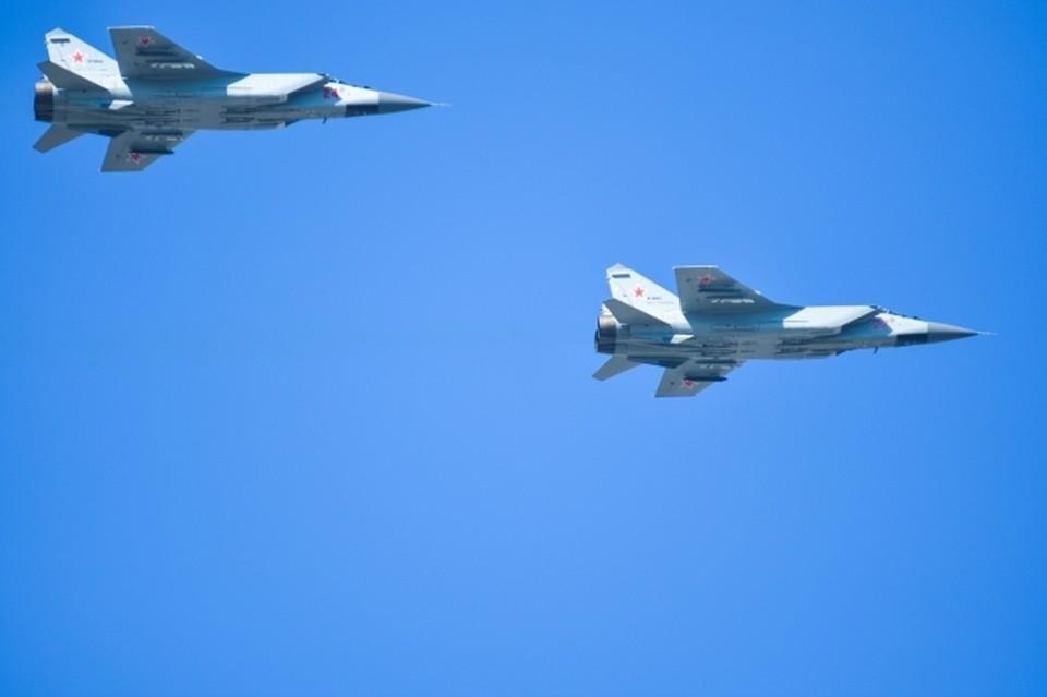 Над Баренцевым морем российский истребитель перехватил норвежский самолет