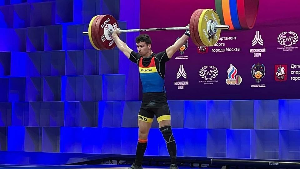 Поздравляем Марина Робу! (Фото: olympic.md).