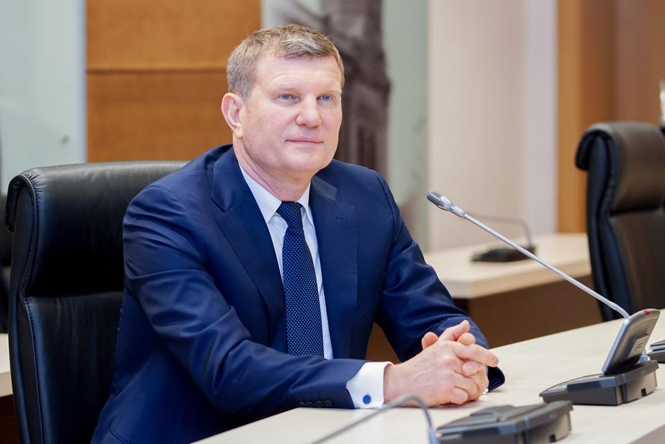 Олег Савченко. Фото: Ирина Симонова
