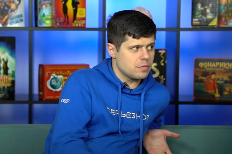 Андрей Супранович. Фото: скриншот видео