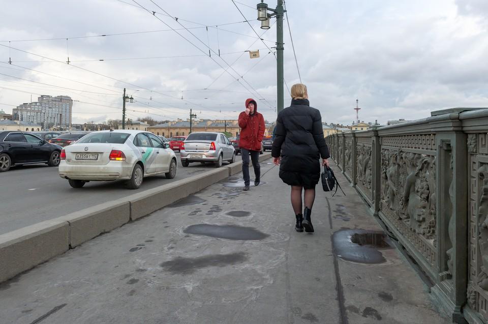 Ремонт Литейного моста в Петербурге начнется 10 апреля