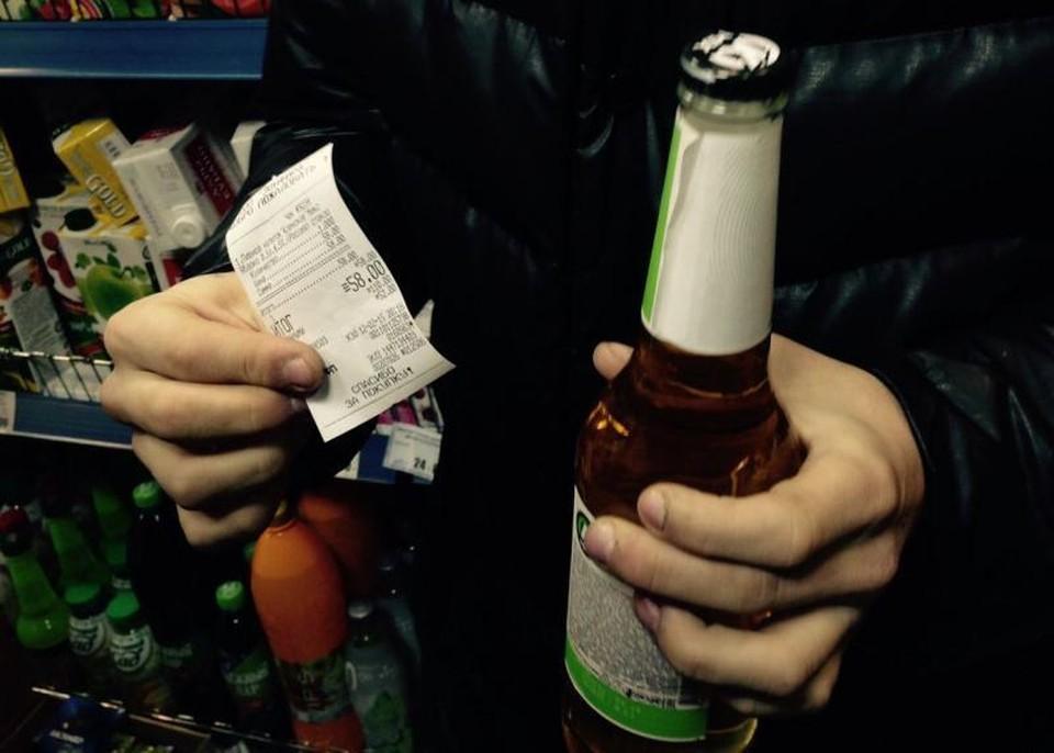 Продавщице из Дорогобужа грозит штраф до 80 тысяч за продажу алкоголя подростку. Фото: pixabay.com.