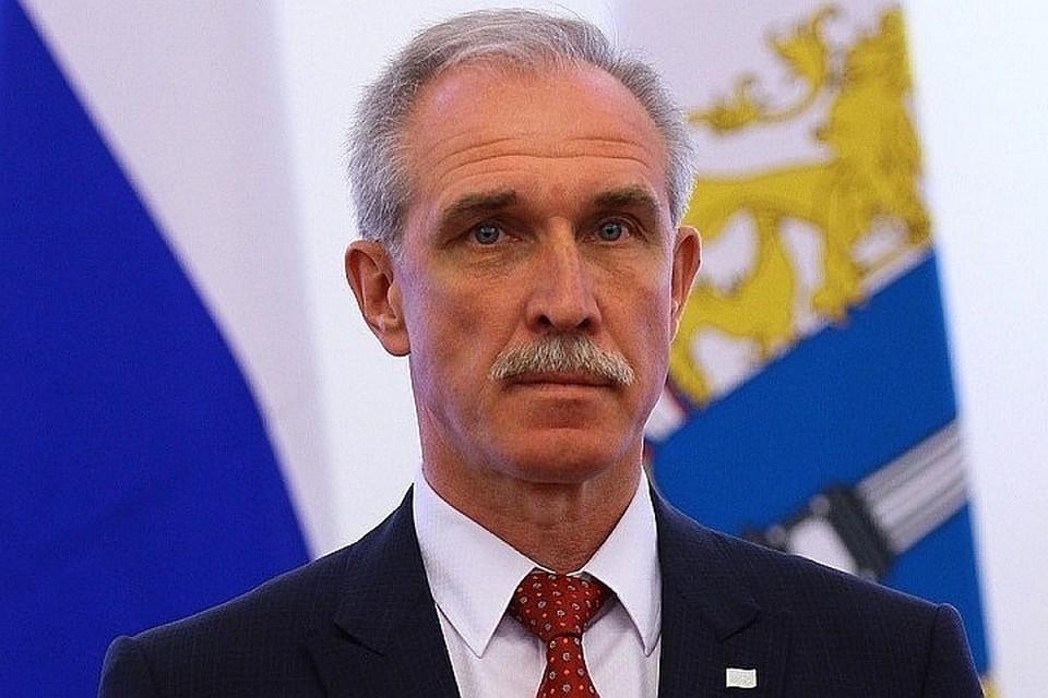 Морозов руководил регионом на протяжении 16 последних лет. Фото: пресс-служба правительства Ульяновской области