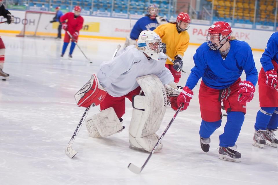 Новая команда будет выступать в Женской хоккейной лиге