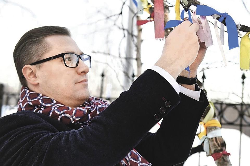 Лидер первой пророссийской партии Сергей Лущ гадает - зарегистрируют или нет. Фото: instagram.com/sergei_lusch