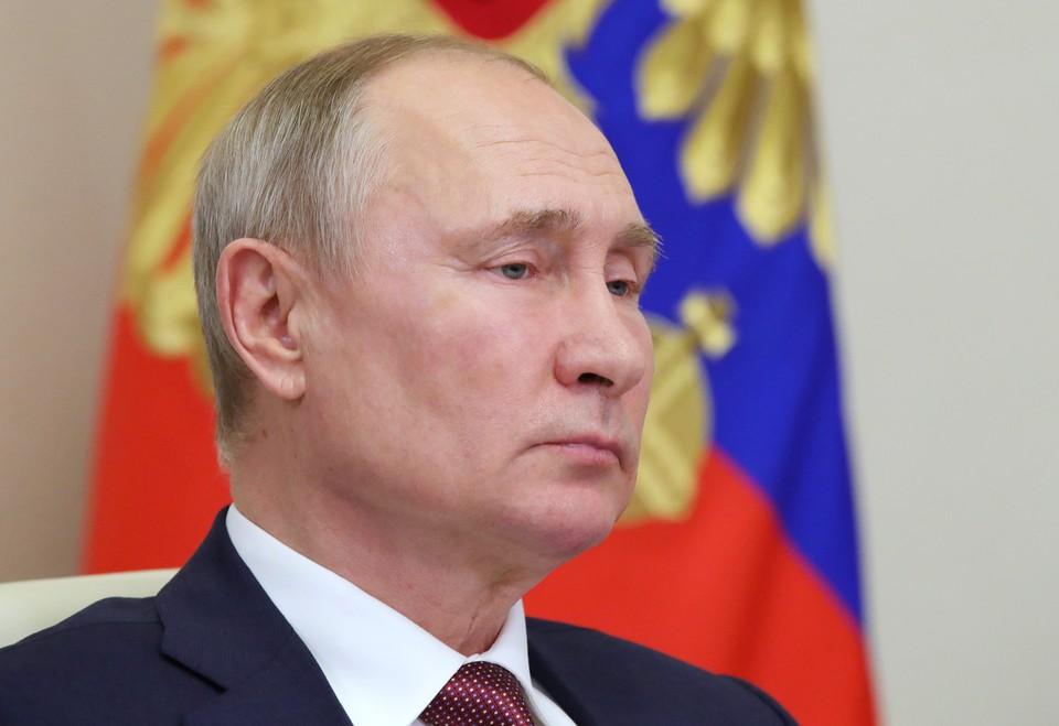 Владимир Путин отказался от переговоров с Зеленским, что вызвало озабоченность Киева