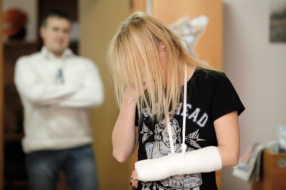 За домашнее насилия будут карать строже.