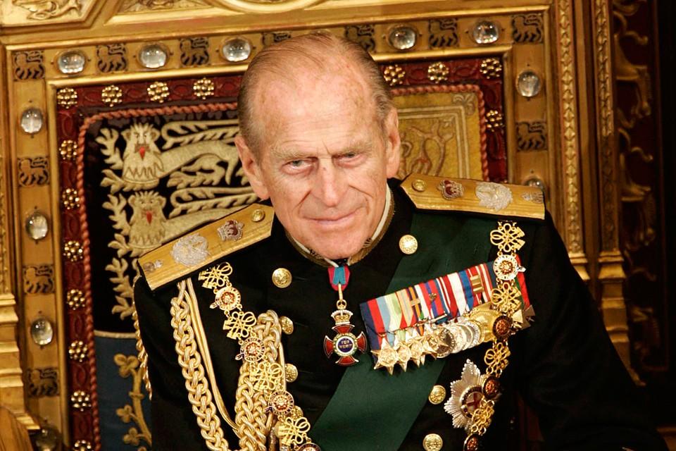 Принц Филипп не дожил до 100-летнего юбилея всего пару месяцев