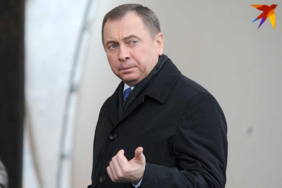 Макей высказался о некоторых белорусских гражданах, которые сбежали на Запад