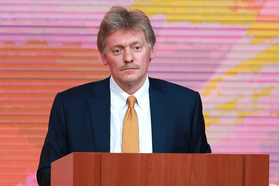 Дмитрий Песков: Россия не собирается двигаться к войне с Украиной, и никто не приемлет какую-то возможность такой войны