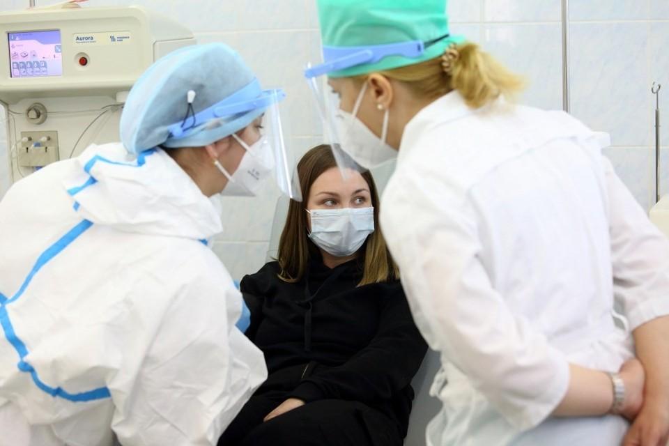 В Беларуси растет количество инфицированных - идет третья волна ковида.