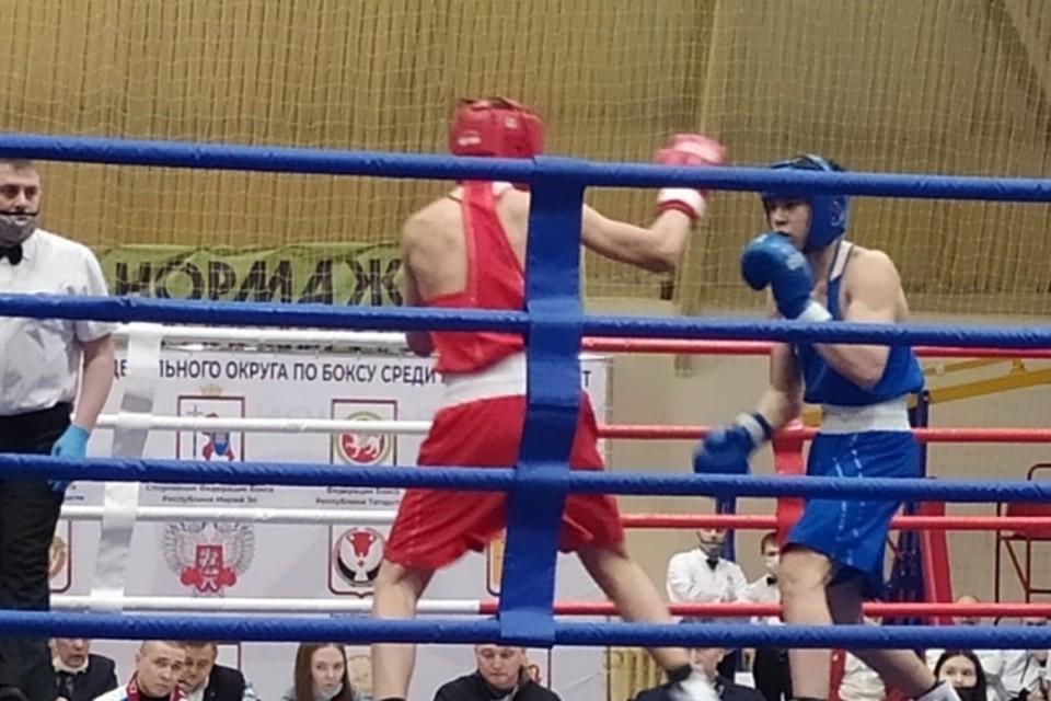 Фото: страница ВК Федерации бокса Пермского края.