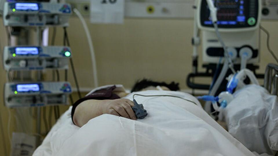 Число больных на ИВЛ растет. Фото: РИА.