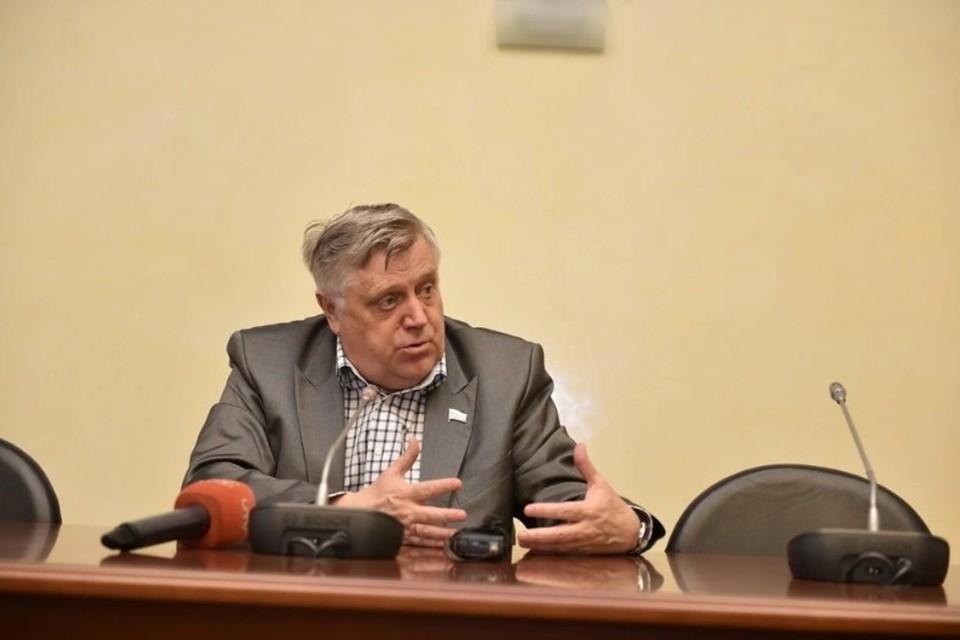 Александр Василенко. Фото: пресс-службе Гордумы
