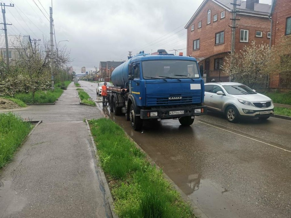Фото: пресс-служба мэрии Краснодара