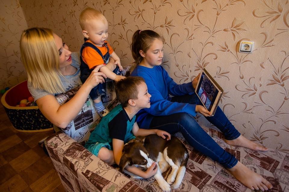 Новые выплаты семьи с детьми начнут получать уже в этом году