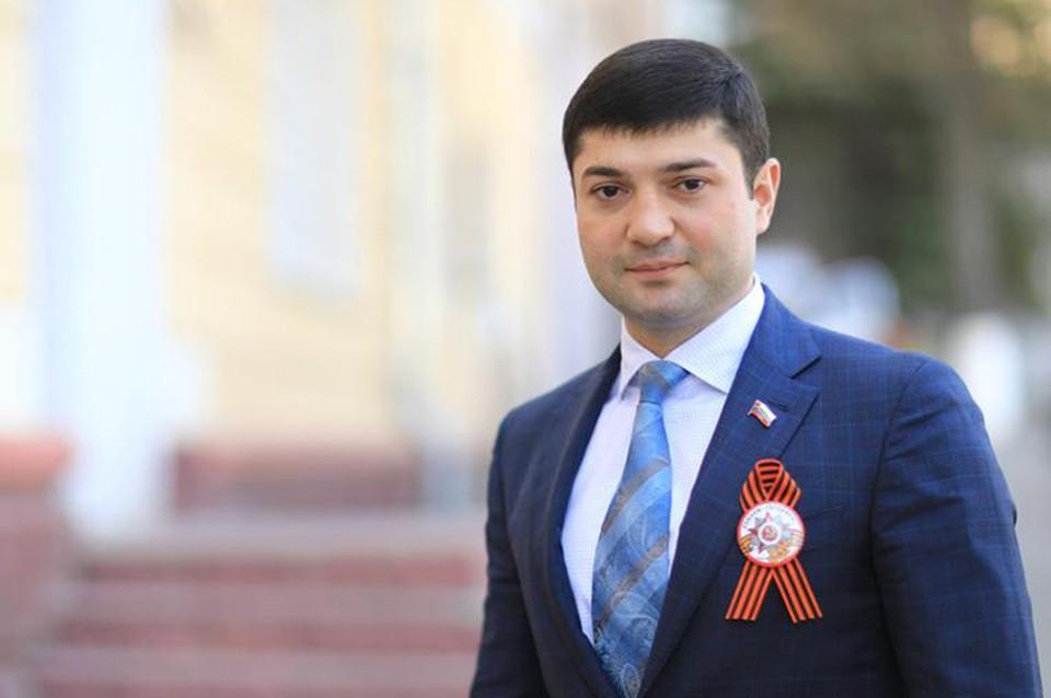 Мухтар Бадырханов.