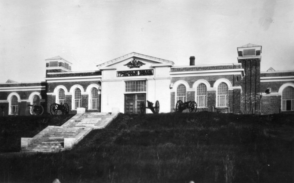 Так выглядел завод им.Масленникова вскоре после постройки. Фото: архив Валерия Ерофеева