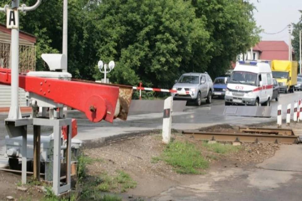В Нововятском районе 22 апреля временно закроют железнодорожный переезд.