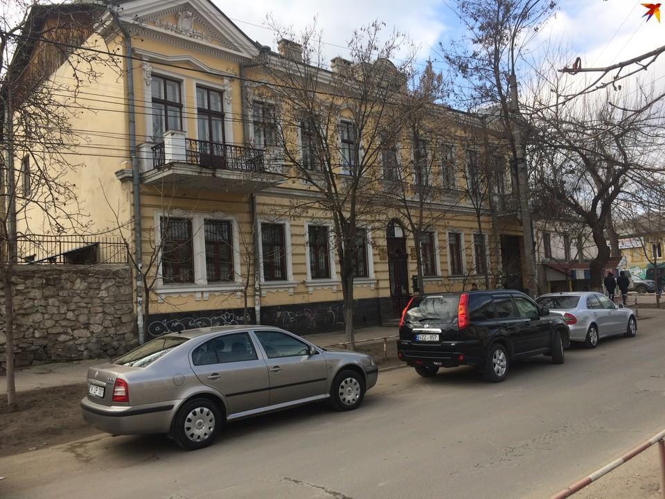 Александру чел Бун - одна из трех улиц в центре Кишинева, которую будут ремонтировать