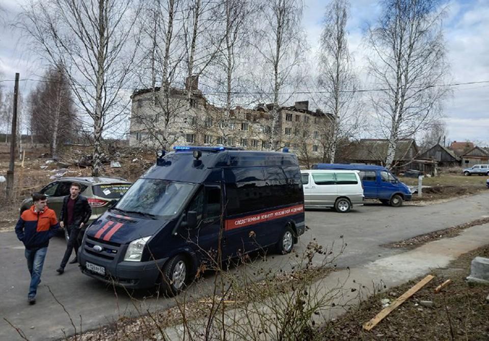 Следователи раскрыли подробности взрыва в Нижегородской области.