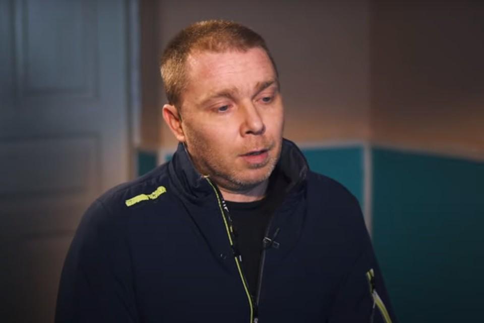 Руслан Макарец был осужден на 13 лет колонии строгого режима за госизмену. Фото МГБ ДНР