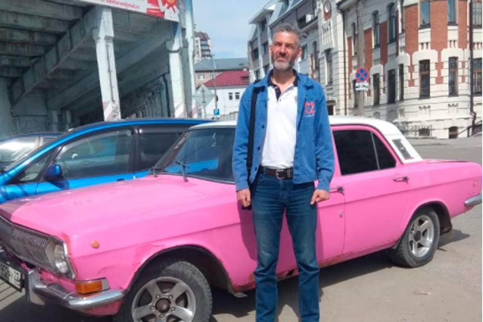 Олег Казанцев
