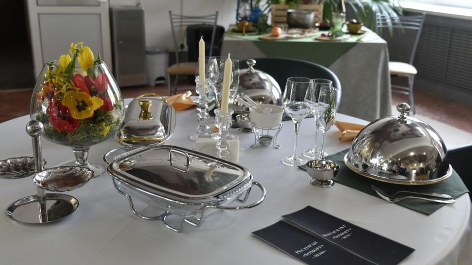 Астраханский этап является отборочным на всероссийскую олимпиаду по кулинарии и сервису «Легенда» в Перми.