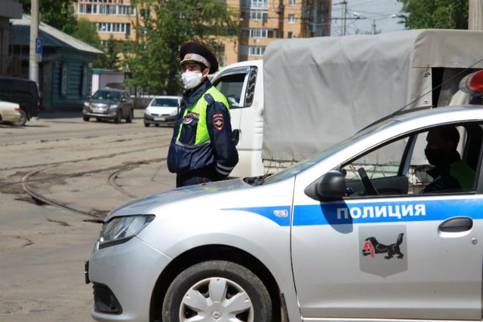 Полицейские проверят, пристегиваются ли иркутские автомобилисты ремнем безопасности