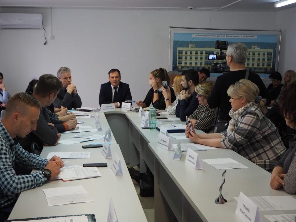 Накануне на территории муниципального образования Астраханской области состоялось заседание Совета городских депутатов