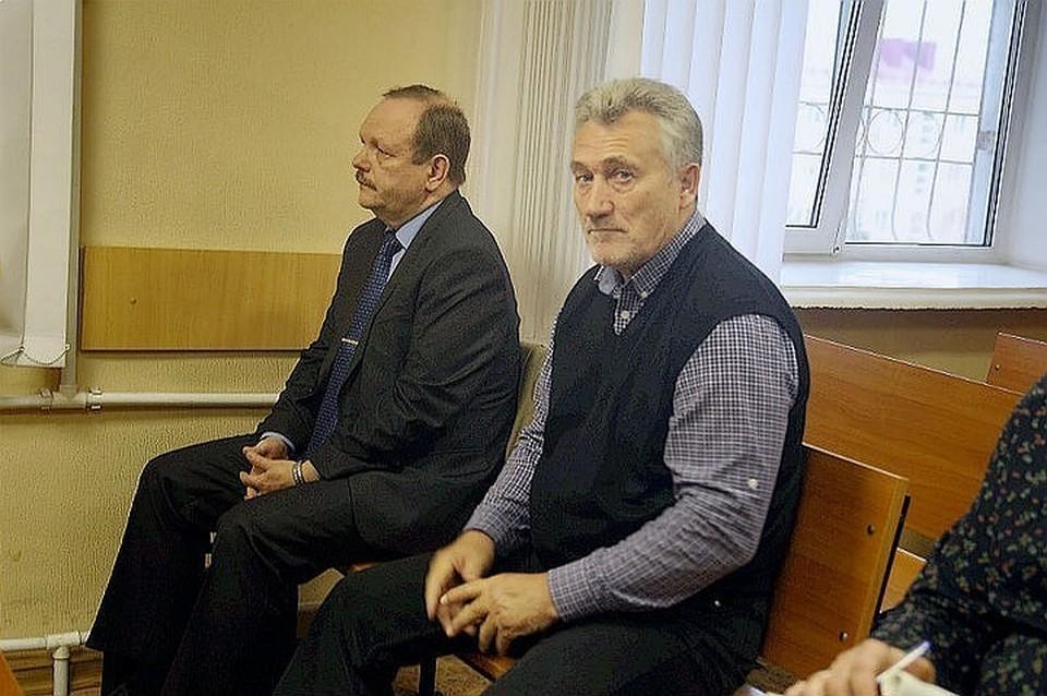 Богдан Масан (слева) и Станислав Гребенщиков (справа) безуспешно пытались обжаловать приговор. Фото: omskinform.ru