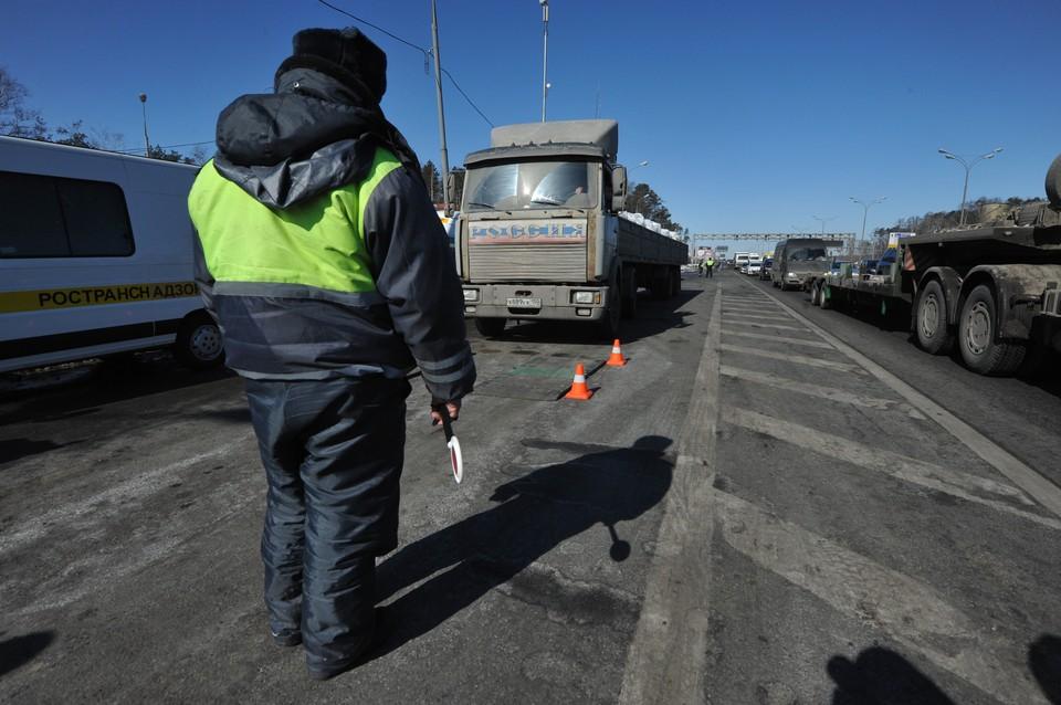 Дорогу будут ремонтировать, но возможность проехать у водителей будет.