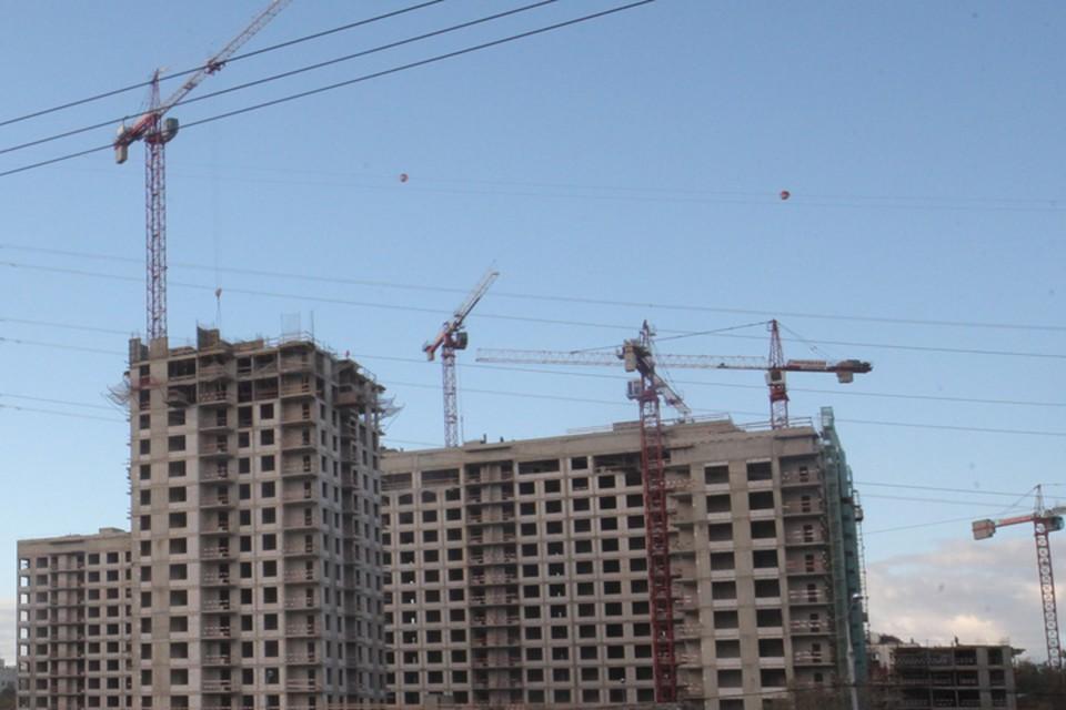 В Брянской области объем строительства за квартал вырос в 2,8 раза к 2020 году.