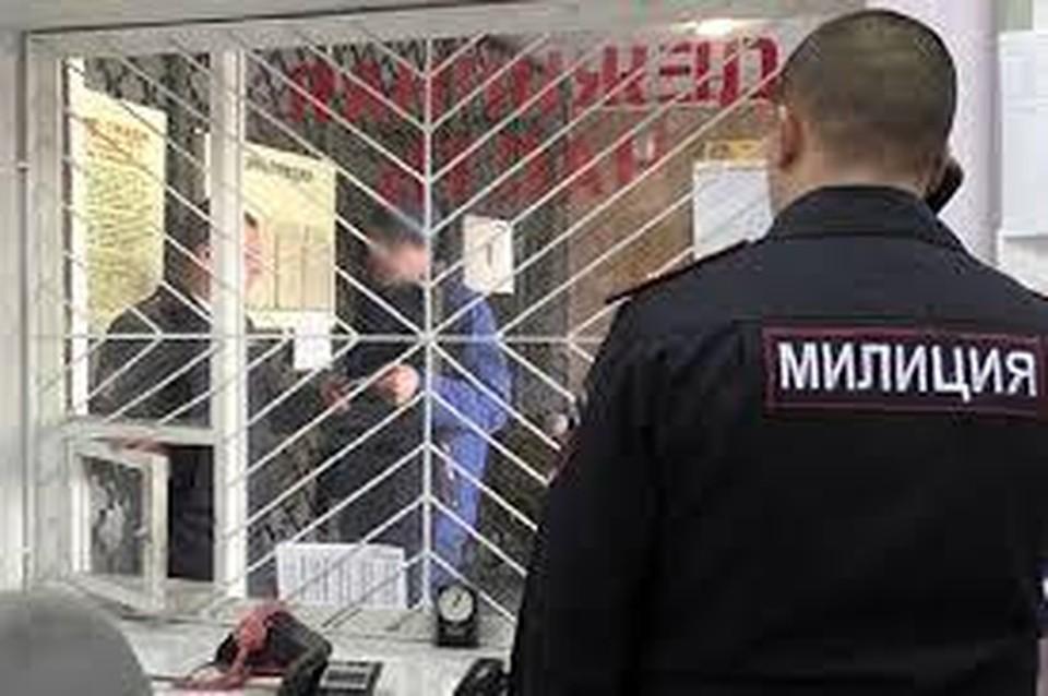 В семенном конфликте теперь разбираются сотрудники милиции (Фото: МВД Приднестровья).