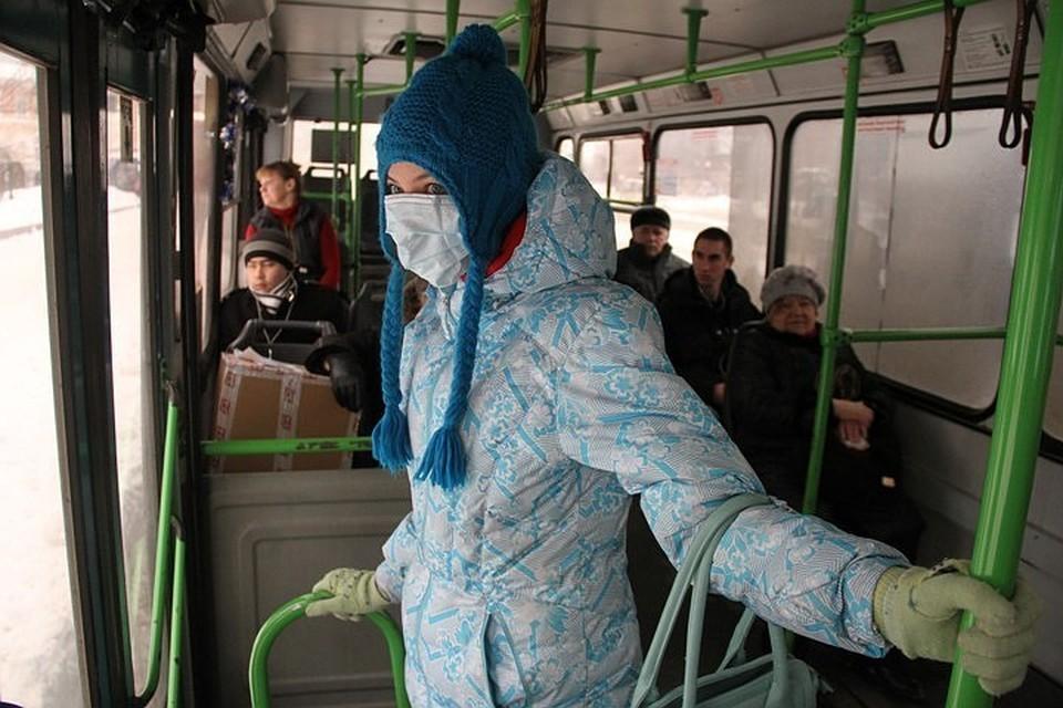 Нарушителей в транспорте выявляют ежедневно.