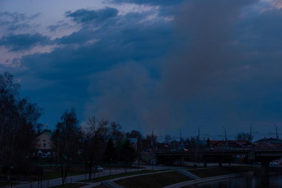 Вечером 24 апреля 2021 в Орловскую области придет непогода