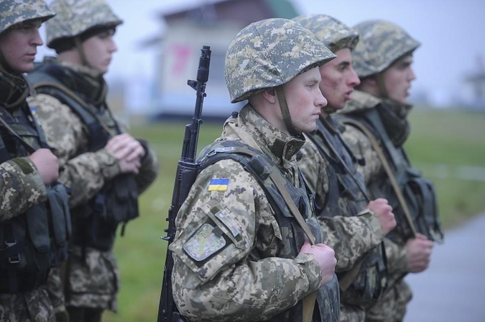 Отмечено нахождение военнослужащих 92-й бригады ВСУ. Фото: Штаб ООС