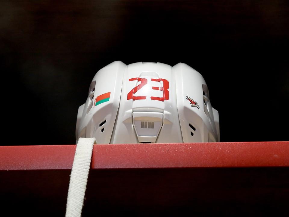 Андрей Стась получил травму в четвертом матче финальной серии.